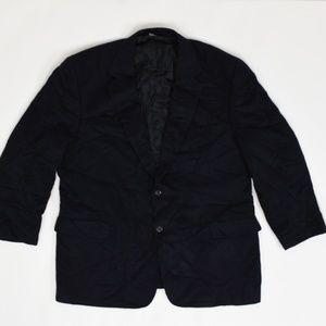 Jos A Bank Big & Tall 48R Blue   Sport Coat Blazer